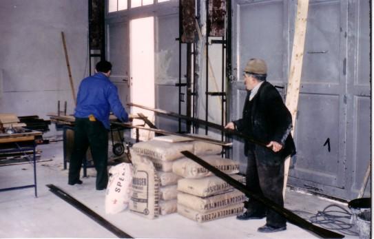 Bau Garage
